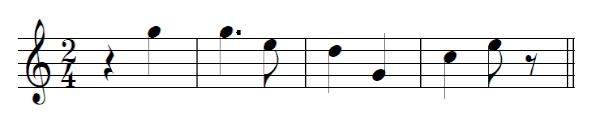 意味 記号 ヘ 音